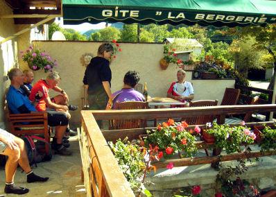verblijf bij Gite la Bergerie in Frankrijk
